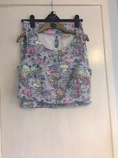 Miss Patina Vintage Map Co-ord BNWT