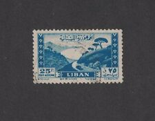 Lebanon C147A - Bay Of Jounie. Airmail. Used.    #02 LEBC147A