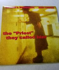 Priest They Called Him [EP] by William S. Burroughs (Vinyl, Aug-1995, Tim Kerr)