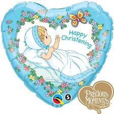Christening Heart Party Balloons