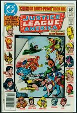 Dc Comics Justice League #207 Justice Society All-Star Squadron Vfn- 7.5