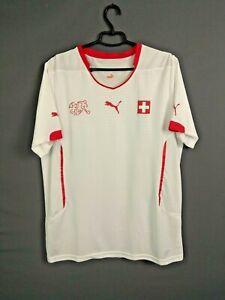 Switzerland Swiss Jersey 2014 2016 Away XL Shirt Mens Trikot Football Puma ig93