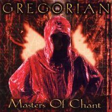Gregorian Masters of chant (1999) [CD]
