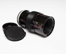 Rare Panagor PMC (Komine/Vivitar) 55mm f/2.8 Auto Macro lens Pentax K mount