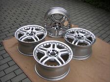 Original AMG Mercedes Felgen 7,5 J + 8,5 J x 18 Zoll CLK W 209 + SLK 170 + 171
