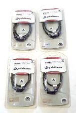 "4x Phiten Baseball MLB Colorado Rockies X30 Titanium Necklace Size 18"""