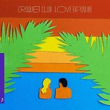 "Croquet Club - Love Exposure [New 12"" Vinyl] UK - Import"