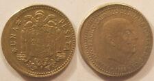 Pièces de monnaie du monde en aluminium de Espagne