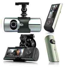 New Dual Dash Car Camera GPS logger HD In-Car Truck Home Security System Video
