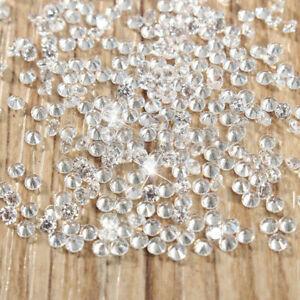 Loose Lab Grown Diamond Round Shape White Color VVS Grade 5.25 MM 60 Pcs Lot