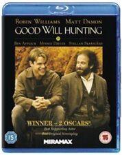 Good Will Hunting 5060223761978 With Matt Damon Blu-ray Region B