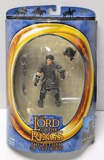 Frodo Goblin Armor action figure Toy Biz Lord of the Rings 2003 NIP