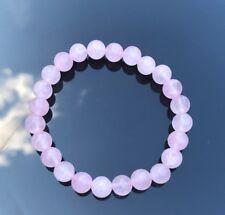 Buddha Natural Rose Quartz Love Compassion Gemstone Healing Chakra Heart Yoga