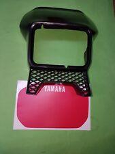 - Yamaha XT600 XT 1VJ 2KF Tenere Lampenmaske Maske Scheinwerfermaske schwarz