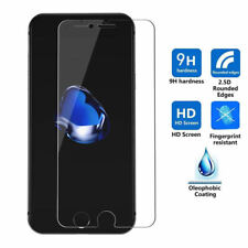 2 Pack Tempered Glass Film Front Screen Protector Cover For Apple Iphone 7+ Plus