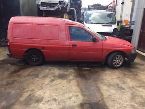 Ford Escort Van 02 reg 1.8 Diesel 5 speed  spares or repair 1 wheel nut