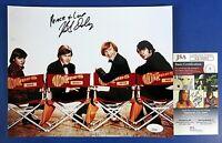 MICKEY DOLENZ SIGNED 8x10 PHOTO ~ The Monkees ~ JSA KK30092