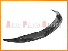 JPM Style Carbon Fiber Front Bumper Spoiler Lip For 06-10 BMW E63 E64 M6 Only