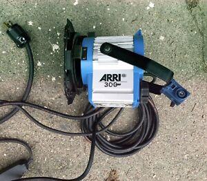 ARRI 300 Plus Portable lightweight fresnel spotlight