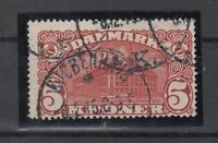 BG5864/ DENMARK – MI # 81 USED – CV 145 $