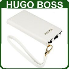 Genuine HUGO BOSS LEATHER FLIP CASE Apple iPhone 5 5s original book cover wallet