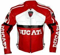 Bikers New Customized Motorcycle Cowhide Leather Street Racing Motorbike Jacket