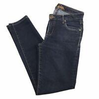 "Kut From The Kloth Womens Size 2 Lucille Skinny Jeans Dark Wash Denim 28"" Inseam"