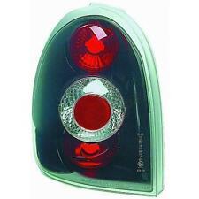 Par de faros luces traseras TUNING OPEL CORSA 93-00 3 porte negro Lexus