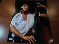 ESPERANZA SPALDING - Signed Autographed 11x14 Photo - PSA DNA COA  AUTHENTICS
