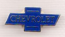 Anstecker Chevrolet blau Pin Camaro Corvette SUV Chevy Blazer