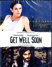 GET WELL SOON Vincent Gallo Courteney Cox DVD FILM SEALED