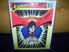 SUPERMAN 1995  FRAME TRAY PUZZLE DC COMICS