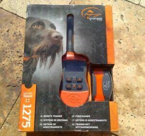 🌟🎈 SportDOG Sport Trainer 1275 SD-1275E 3/4 Remote Trainer - Orange 🌟