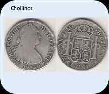 8 REALES CARLOS IV AÑO 1798   MEXICO   ( MBC- )   ( MB7915 )