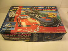 Vintage Artin Road Racing Slot Car Set Giant Loop Challenge t3811