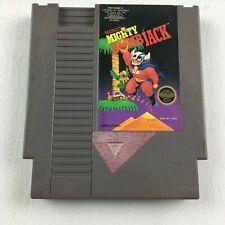 Mighty Bomb Jack Nintendo 1987 NES Game