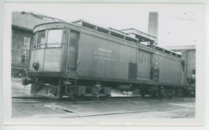 1930s Sandwich Windsor & Amherstburg Electric Railway #197 Interurban Michigan