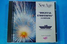 "New Age Music  - "" DIGITAL EMOTIONS Sampler ""   -  CD"