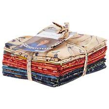 Moda Tessuto Fat Quarter ~ DOLCE MISCELA Batiks ~ Cesto biancheria 15 - 45.7cm x