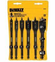 Dewalt DW1587 Y Impact Heavy Duty Spade Bit Set 6pcs