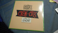 The Wonderful Happy Crazy Innocent World Of The Crew-Cuts Sealed Vinyl LP 1980