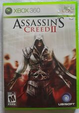 XBOX 360 ASSASSINS CREED II VERY GOOD COMPLETE