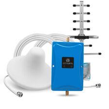 2G 4G EGSM Handy Verstärker 900/2100MHz Booster Kit schwache Signal Daten Stimme