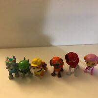 SML Paw Patrol Action Figure lot