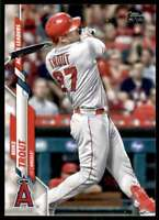 2020 Topps Update Mike Trout #U-292 145574