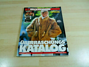 Katalog Neckermann Überraschungskatalog Januar 1984
