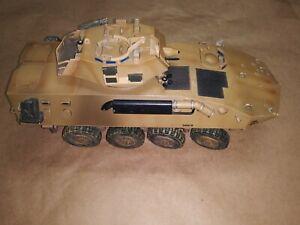 BBI ELITE FORCE USMC 342416 LIGHT ARMOURED INFANTRY VEHICLE 1:18 SCALE GI Joe