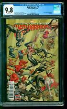 Web Warriors 11 CGC 9.8 NM/M Gwen Stacy, Spider-Ham Tedesco cover Last Issue