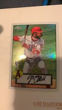 Jo Adell 2021 Topps 1952 Topps Chrome Variation RC Rookie! PSA Quality
