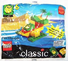 1999 McDonald's Vintage Happy Meal Lego Classic Building Toy #6 Mip C10!